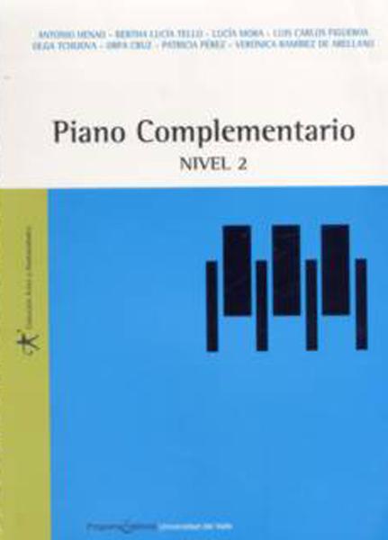 Piano complementario. Nivel 2