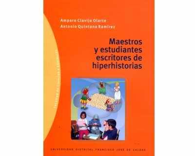 Maestros y estudiantes escritores de hiperhistorias