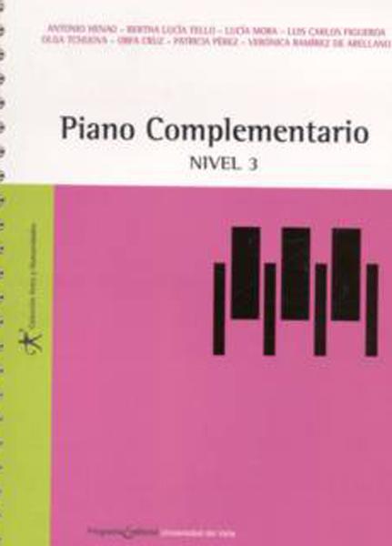 Piano complementario. Nivel 3