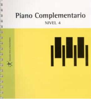 Piano complementario. Nivel 4