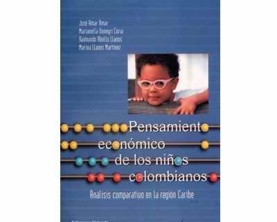 Pensamiento económico de los niños colombianos