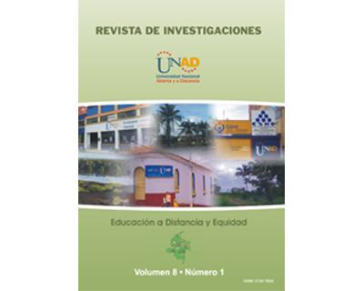 Revista de investigaciones UNAD Vol.8 No.1