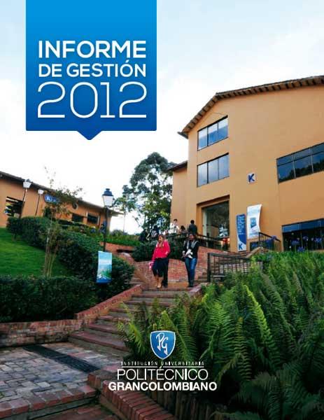 Informe de gestión 2012 No. 2
