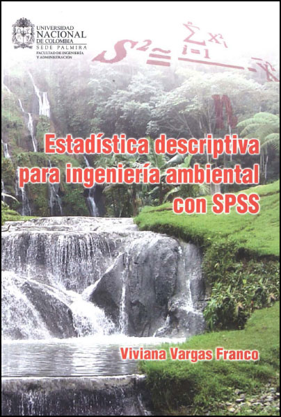 Estadística descriptiva para ingeniería ambiental con SPSS