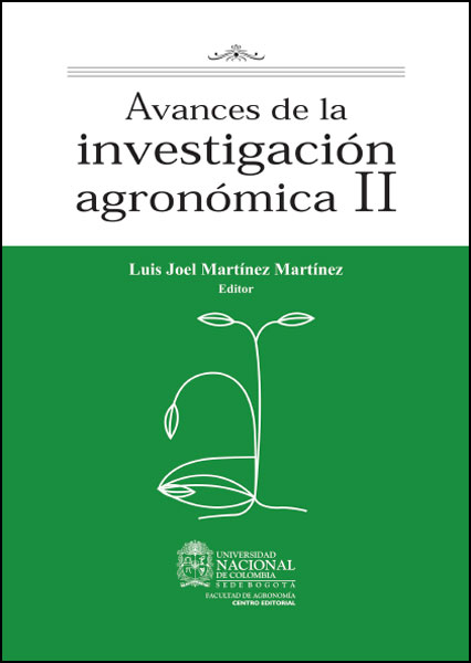 Avances de la investigación agronómica II