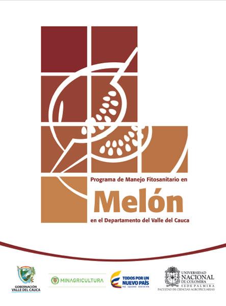 Programa de manejo fitosanitario en melón en el departamento del Valle del Cauca