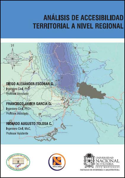 Análisis de accesibilidad territorial a nivel regional