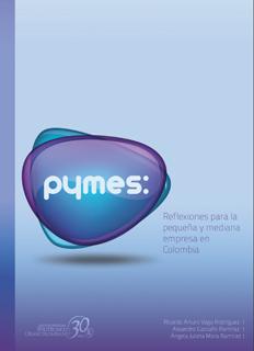 Pymes: reflexiones para la pequeña y mediana empresa en Colombia