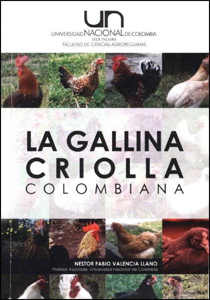 La gallina criolla colombiana