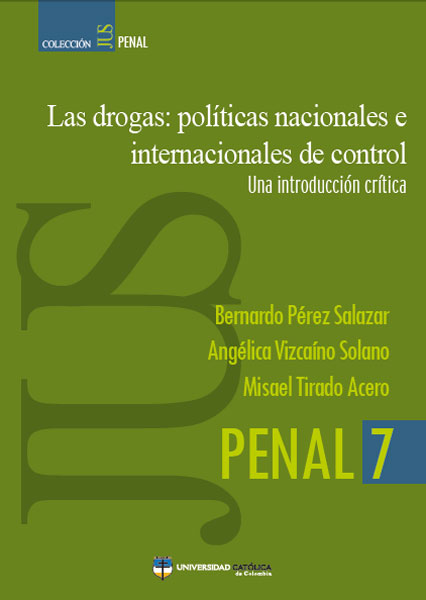 Las drogas: políticas nacionales e internacionales de control. Una introducción crítica