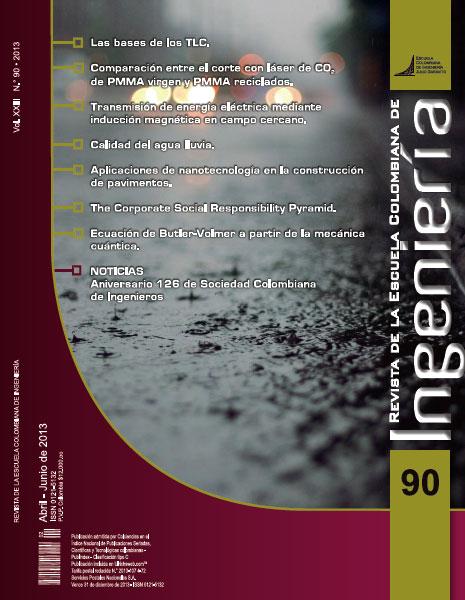 Revista de la Escuela Colombiana de Ingeniería Nº 90