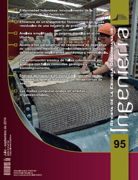 Revista de la Escuela Colombiana de Ingeniería No. 95