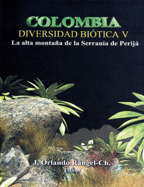Colombia. Diversidad biótica V: la alta montaña de la Serranía de Perijá