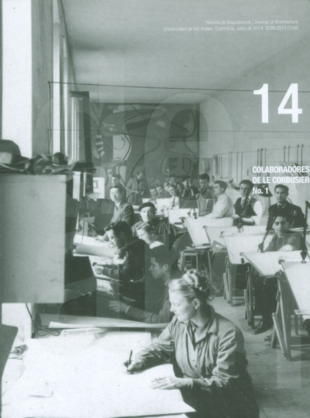 Dearquitectura No. 14. Colaboradores de le corbusier No. 01