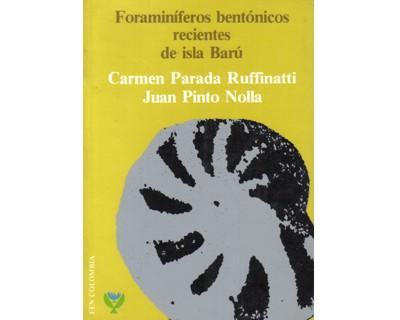 Foraminíferos bentónicos recientes de isla Barú