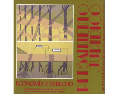 Pensamiento Jurídico No. 10. Economía y Derecho