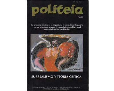 Politeia No. 19. Surrealismo y teoría crítica