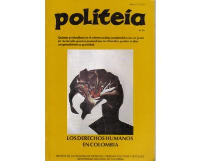 Politeia No. 16. Los derechos humanos en Colombia