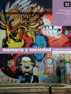 Memoria y sociedad. Vol. 16. No. 32