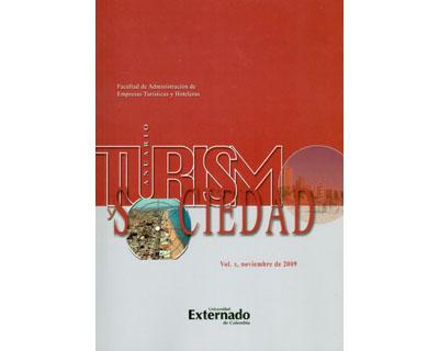 Anuario Turismo y Sociedad. Vol. X