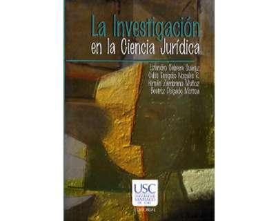 La investigación en la Ciencia Jurídica