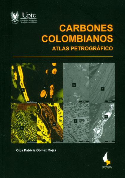 Carbones Colombianos, Atlas petrográfico