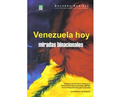 Venezuela hoy. Miradas binacionales