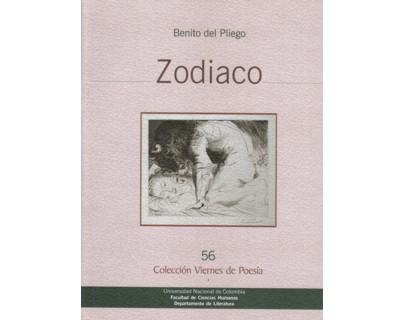 Zodiaco. Colección Viernes de Poesía No. 56