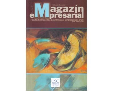 Magazín Empresarial No. 08