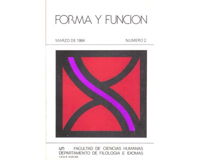 Forma y Función No. 02