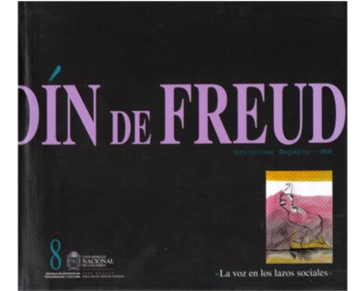 Desde el Jardín de Freud. Revista de Psicoanálisis. No. 8. La voz en los lazos sociales