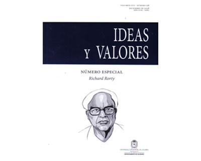 Ideas y Valores. Revista Colombiana de Filosofía. No. 138