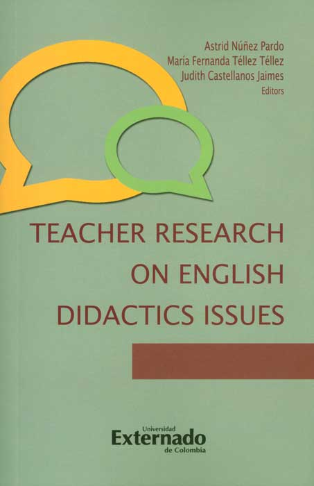 Teacher research on English didactics issues