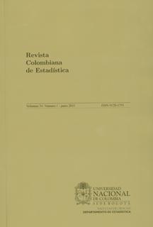 Revista Colombiana de Estadística. Vol. 34 No. 1