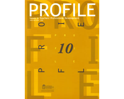 Profile. Issues in teachers´ Professional Development. Number 10
