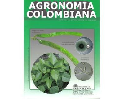 Agronomía Colombiana. Vol. 26. No. 3