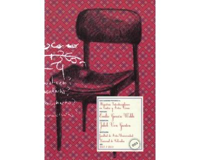 Cuaderno de la Maestría Interdisciplinar en Teatro y Artes Vivas. No. 002