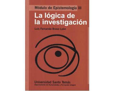 Módulo de Epistemología III. La lógica de la investigación