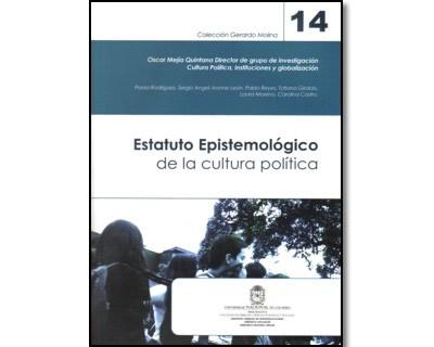 Estatuto epistemológico de la cultura política