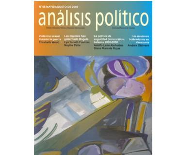 Análisis Político No. 66
