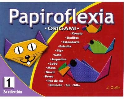 Papiroflexia. Origami Vol. 2. No. 1