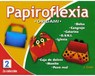 Papiroflexia. Origami Vol. 2. No. 2