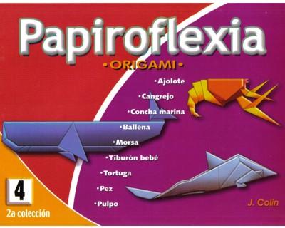 Papiroflexia. Origami Vol. 2. No. 4