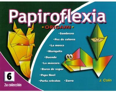 Papiroflexia. Origami Vol. 2. No. 6