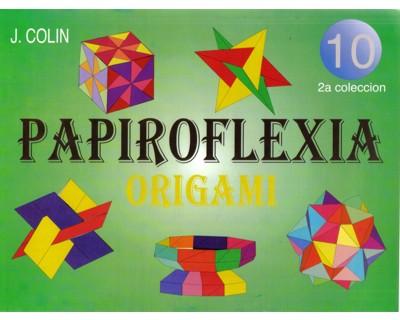 Papiroflexia. Origami Vol. 2. No. 10