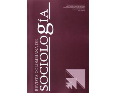 Revista Colombiana de Sociología No. 32
