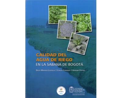 Calidad del agua de riego en la Sabana de Bogotá
