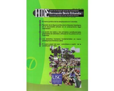 Revista Hernando Devis Echandía No. 7