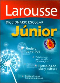 Diccionario escolar junior