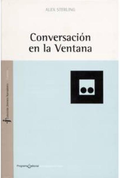 Conversación en la ventana